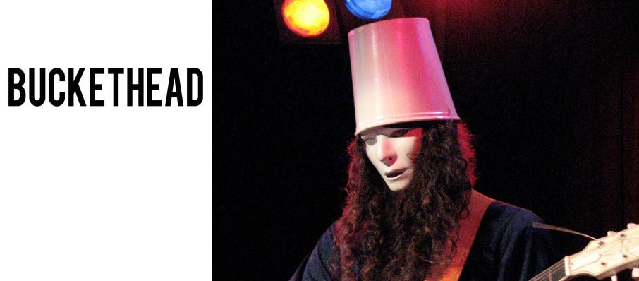 Buckethead at Iron City