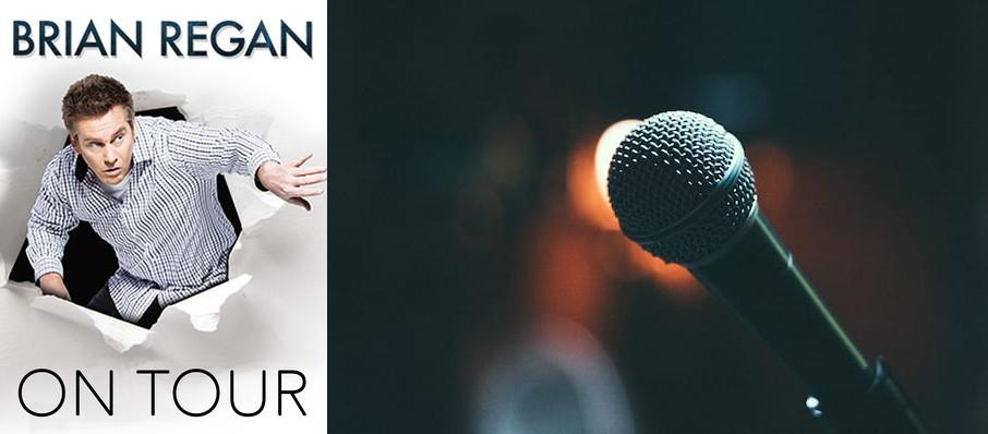 Brian Regan at Alabama Theatre