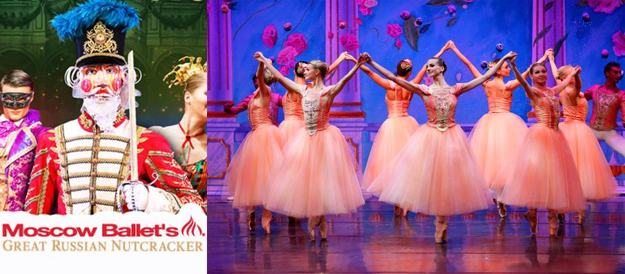 Moscow Ballet's Great Russian Nutcracker at Alabama Theatre
