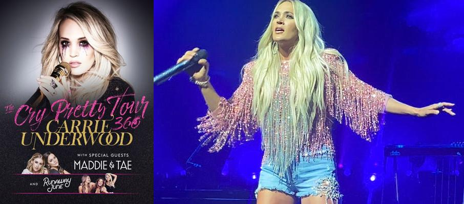 Carrie Underwood at Legacy Arena at The BJCC