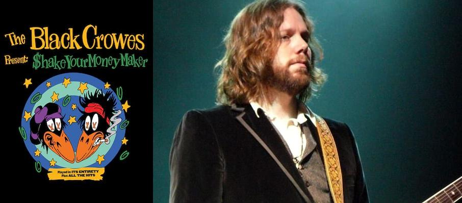Black Crowes at Oak Mountain Amphitheatre