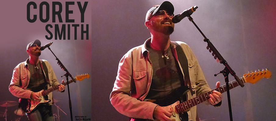 Corey Smith at Iron City