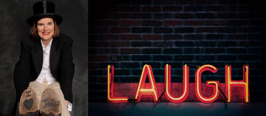 Paula Poundstone at The Lyric Theatre - Birmingham