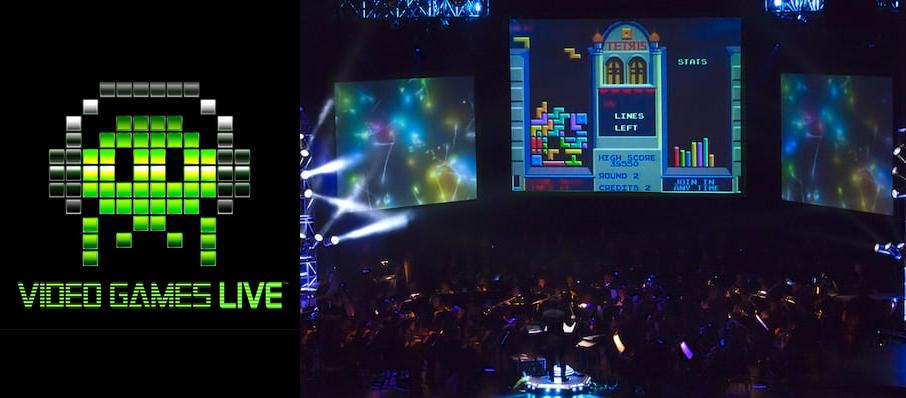 Video Games Live at BJCC Concert Hall