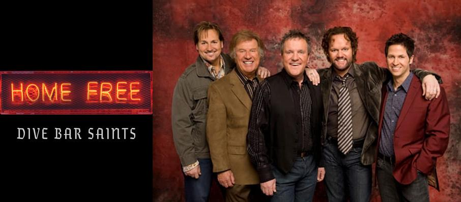 Home Free Vocal Band at BJCC Concert Hall
