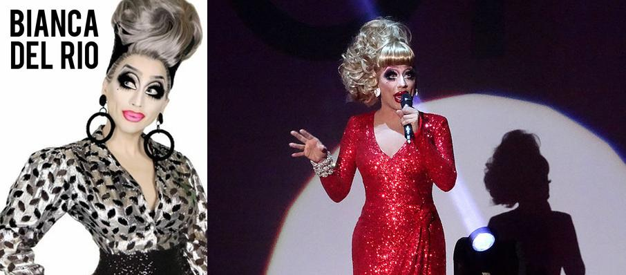 Bianca Del Rio at The Lyric Theatre - Birmingham