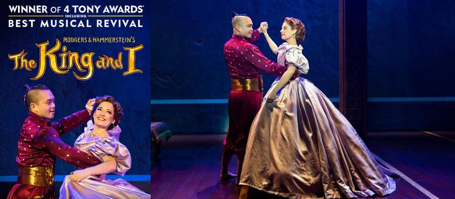 Rodgers & Hammerstein's The King and I at BJCC Concert Hall