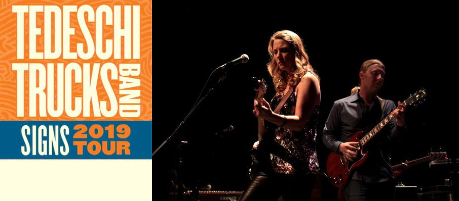 Tedeschi Trucks Band at Tuscaloosa Amphitheater