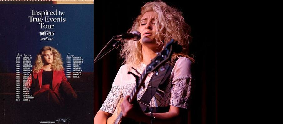 Tori Kelly at The Lyric Theatre - Birmingham