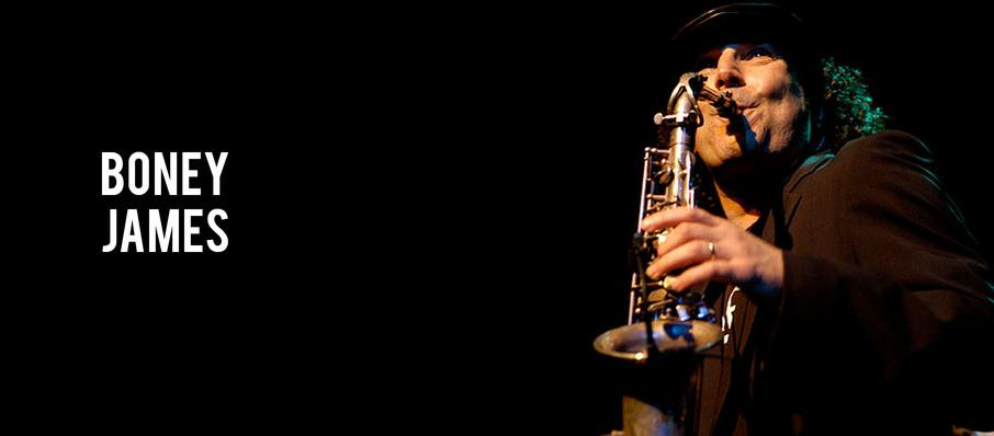 Boney James at The Lyric Theatre - Birmingham