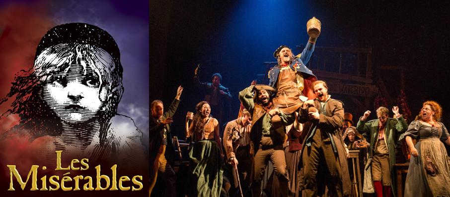 Les Miserables at BJCC Concert Hall