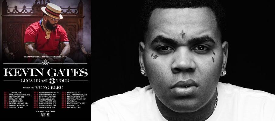 Kevin Gates at BJCC Concert Hall