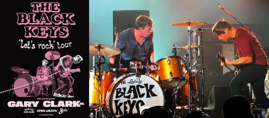 The Black Keys at Oak Mountain Amphitheatre