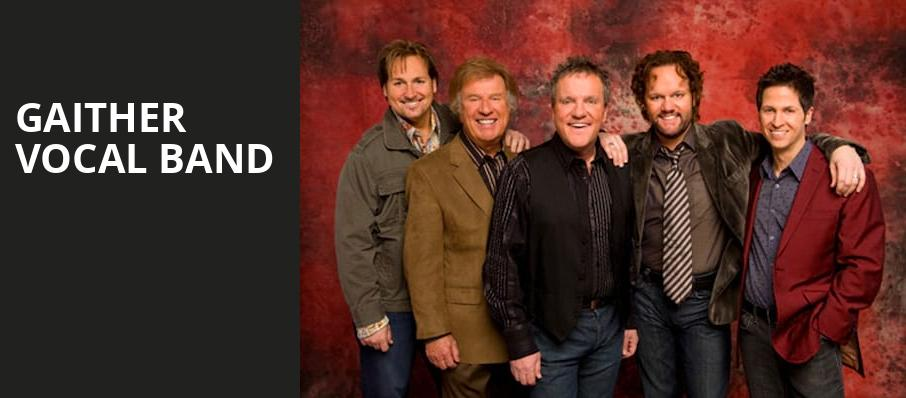 Gaither Vocal Band, Wright Center, Birmingham