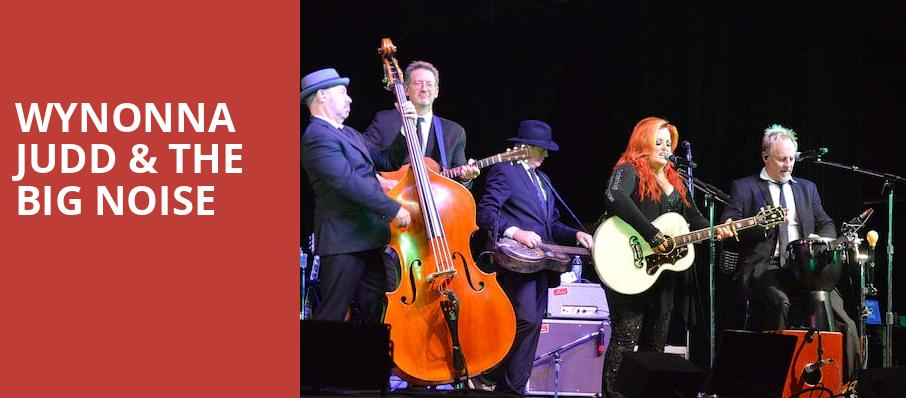 Wynonna Judd The Big Noise, The Lyric Theatre Birmingham, Birmingham