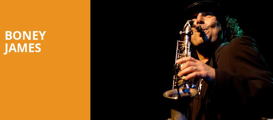 Boney James, The Lyric Theatre Birmingham, Birmingham