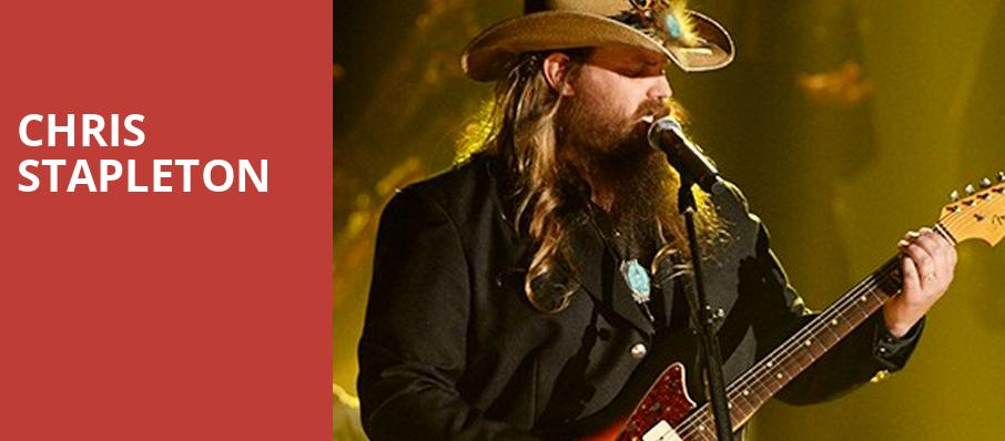 Chris Stapleton, Legacy Arena at The BJCC, Birmingham