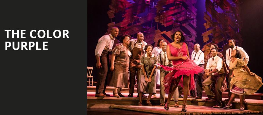 The Color Purple, Alabama Theatre, Birmingham