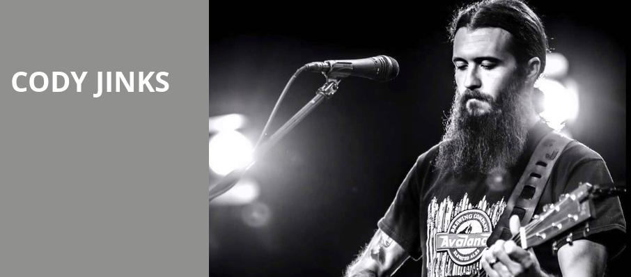 Cody Jinks, Alabama Theatre, Birmingham
