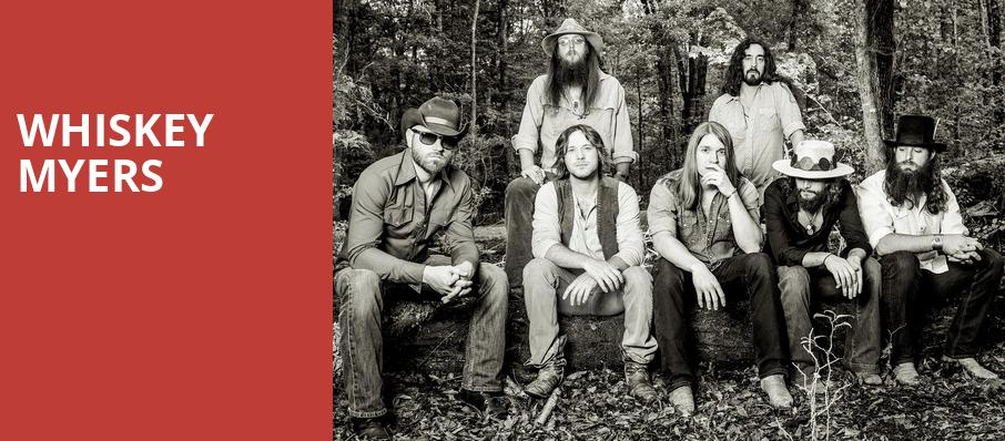 Whiskey Myers, Druid City Music Hall, Birmingham