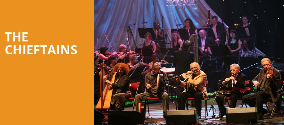The Chieftains, Alys Robinson Stephens Performing Arts Center, Birmingham