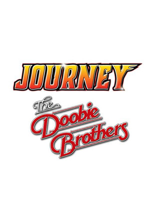 Journey The Doobie Brothers, Oak Mountain Amphitheatre, Birmingham